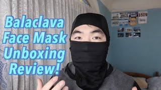 Is This Windproof Winter Face Mask / Balaclava Worth It?