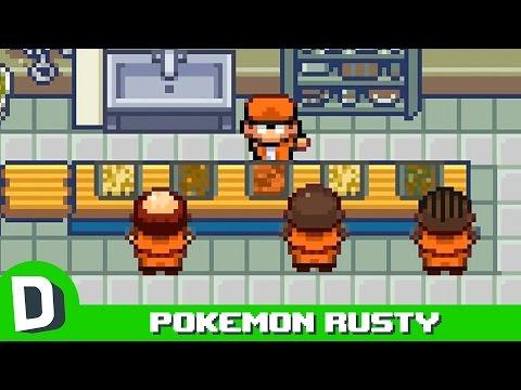 Pokémon Rusty #16: Útěk z vězení