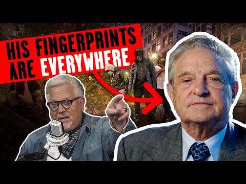 Glenn Beck - Expose Him: Here's How George Soros Is Funding Today's Riots & Chaos! - Must Video