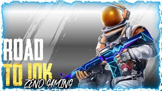 PUBG MOBILE LIVE | RUSH N CHILL GAMEPLAY WITH ZENO | !SPONSOR