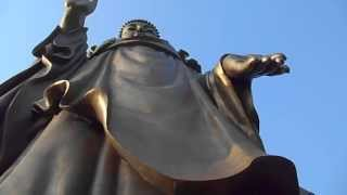 preview picture of video '360° : Lingshan Grand Buddha - Wuxi (17.01.2013)'
