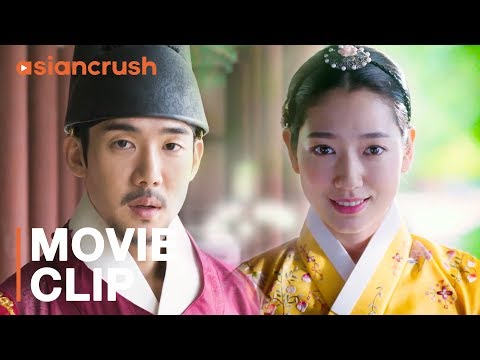 How to seduce a korean king    clip from   39 the royal tailor  39  starring yoo yeon seok  park shin hye