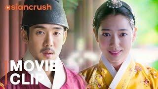 How to seduce a Korean king  | Clip from 'The Royal Tailor' starring Yoo Yeon-seok, Park Shin-hye