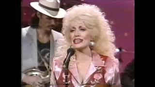 "Dolly Parton Linda Rondstadt Emmylou Harris ""Hobo's Meditation"" on Carson"