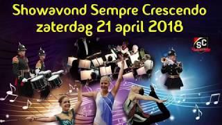 Dancing with SC – Showavond Sempre Cresendo Hellevoetsluis