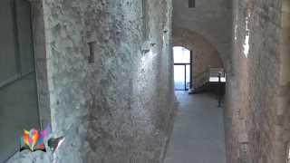 preview picture of video 'I castelli di Puglia tra leggenda e storia: il castello  di Trani'