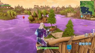 TH CUBE IS FORMING A VOLCANO RIGHT NOW AT LOOT LAKE? ORIGINAL 24/7 LOOT LAKE WATCH! SEASON 6 EVENT!