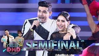Wihh Aysik Bgt, Beniqno ft Iis Dahlia [BUNGA & KUMBANG] - Semifinal Kilau DMD (9/2)