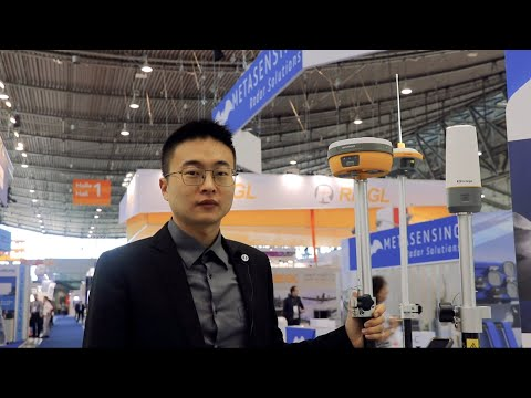 Highlights of INTERGEO 2019 - Hi-Target V30 Plus