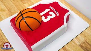 Jersey Cake (BasketBall)