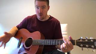 Sunrise, Sunburn, Sunset | Luke Bryan | Beginner Guitar Lesson