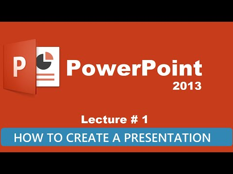 MS PowerPoint Online Course - Lecture 1 | infoHUB