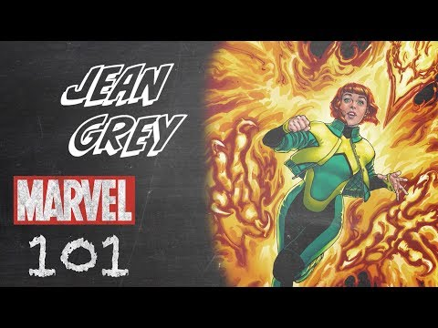 Jean Grey - Marvel 101