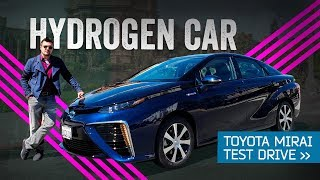 """Driving A Hydrogen Car: Is This Really """"The Future?"""""""