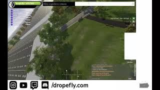 Drone FPV simulator - voando com os maluco