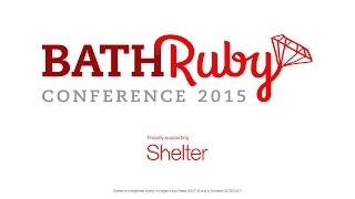 preview picture of video 'Summary of Bath Ruby Conference 2015'
