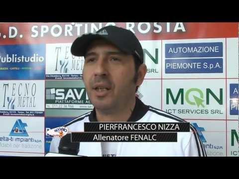 Preview video Sporting Rosta - Fenalc 6-6
