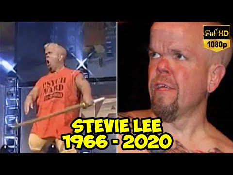 STEVIE LEE, WRESTLER AND STUNTMAN KNOWN FOR JACKASS 3D AND AMERICAN HORROR STORY, DIES AT 54