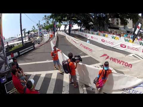 2014 Ironman World Championship Sebastian Kienle