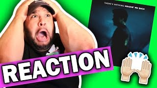 Shawn Mendes - There's Nothing Holdin' Me Back [REACTION]