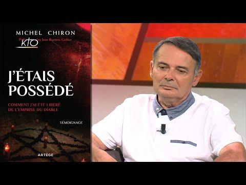 """""""J'ai été possédé par des démons durant neuf mois"""" : Michel Chiron"""