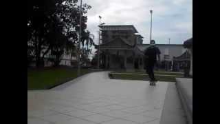 preview picture of video 'Bintulu Junior Skate Scene - Mohd Fikri'
