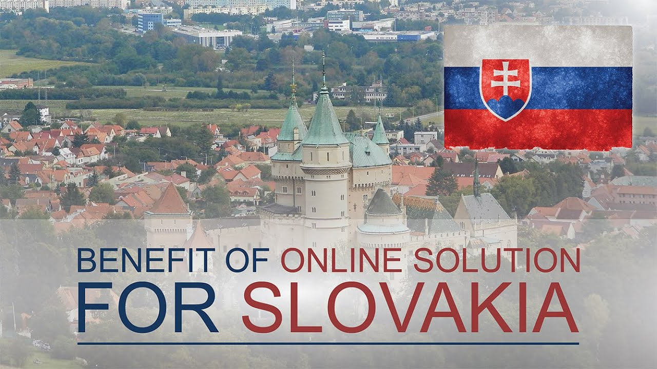 New fiscal law in Slovakia: Benefits of online solution