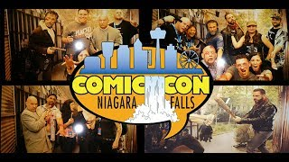 Video: Niagara Falls Comic Con 2017