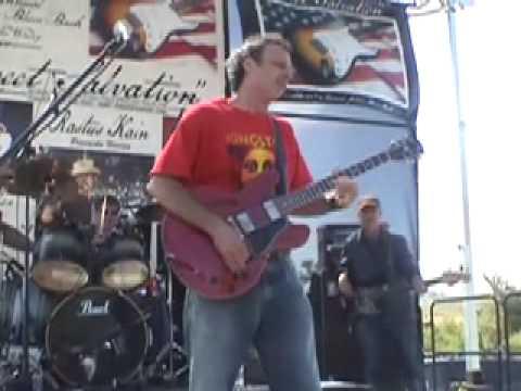 David Landon plays The Julian Blues Bash June 2009