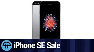 iPhone SE Sells Out in Moments