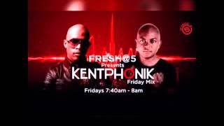 DJ KENT & EUPHONIK 09 October 2015