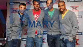 JLS - Mary [B-side of 'One Shot'] OFFICIAL VERSION.