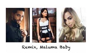 Mala Mía Remix   Letra  English Lyrics