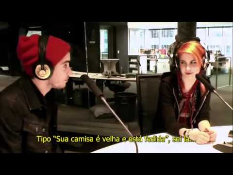 Hayley Williams and Taylor York interviewed on Take40 Australia [LEGENDADO] paramore.com.br