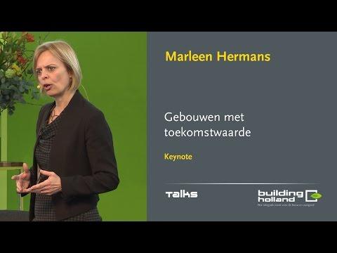 Gebouwen met toekomstwaarde - Marleen Hermans