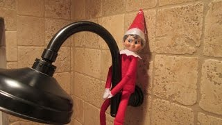 Elf on the Shelf Day 21