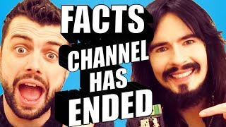 FACTS CHANNEL HAS ENDED!! -