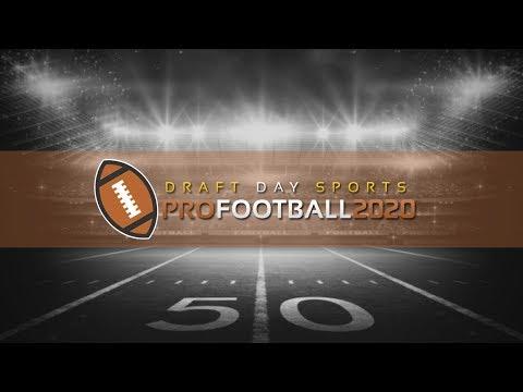 Draft Day Sports: Pro Football 2020 Trailer thumbnail
