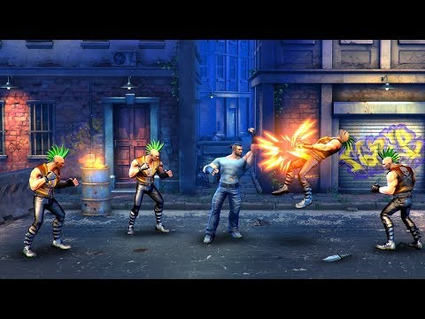 Beat 'Em Up Template 3D for Unity