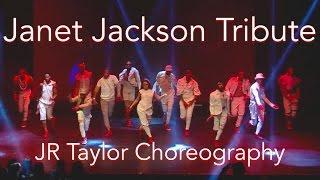 Janet Jackson Tribute   JR Taylor Choreography