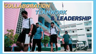 Collaboration Teamwork & Leadership