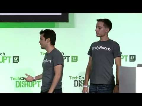 TechCrunch presentation