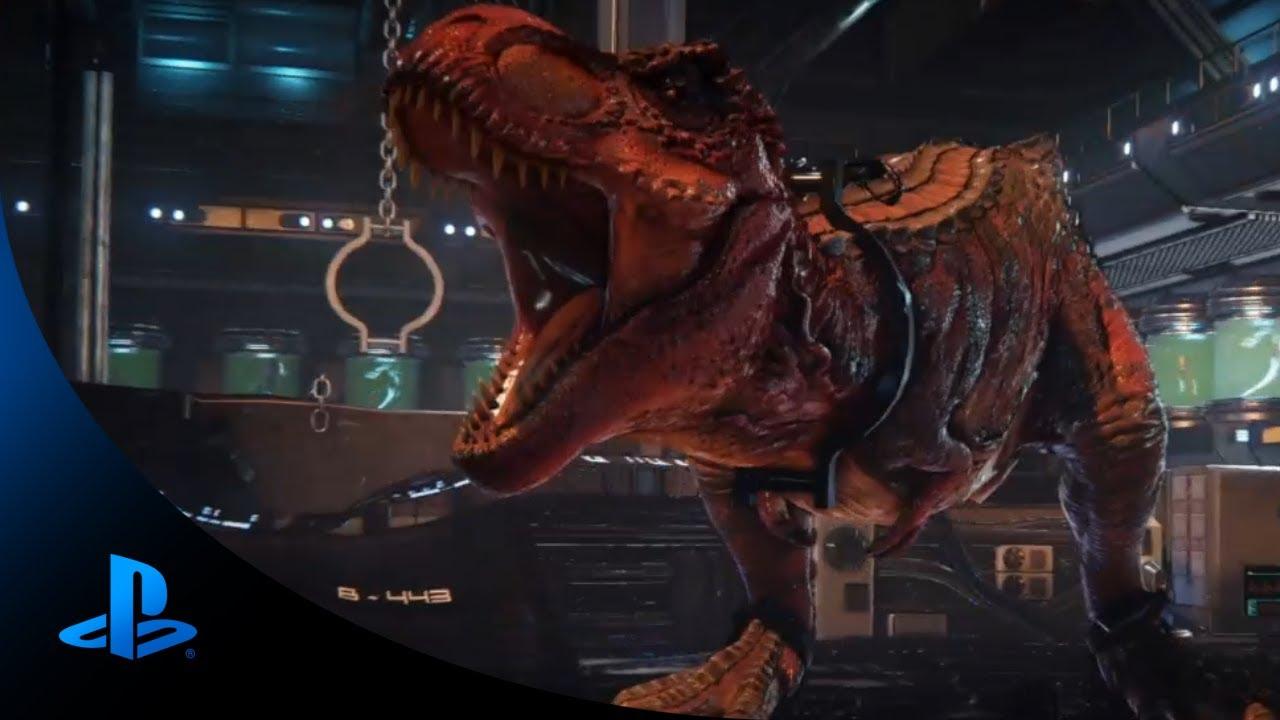 Primal Carnage: Genesis Bringing Dinosaurs to PS4