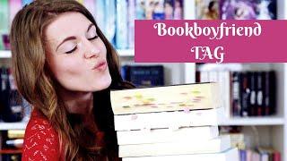 BOOK BOYFRIEND TAG | Welcher Bookboy Hat Den Süßesten Charakter? | Wonderbooks