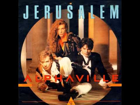 Jerusalem Lyrics – Alphaville