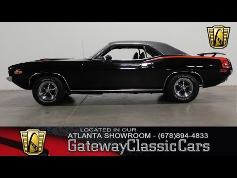 Video of 1972 Plymouth Barracuda - MZG1