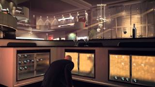 Hitman: Absolution M1   Perfect Assassin (Suit Only, No KO, Evidence)   [A Personal Contract]