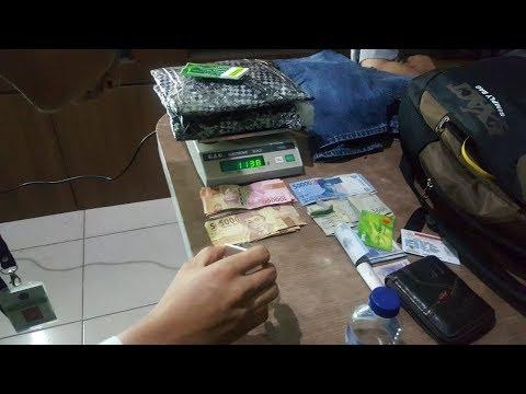BC Batam Tangkap Kurir Sabu di Bandara Hangnadim Batam, Pelaku Mengaku Butuh Uang Buat Modal Nikah