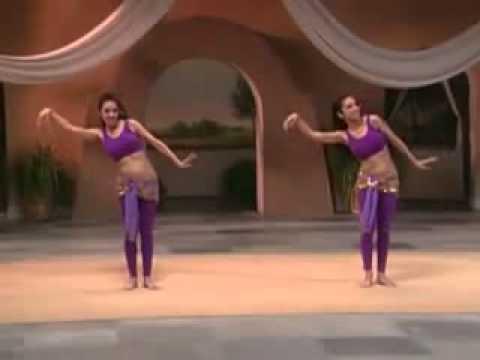 Вина и Нина Бидаши. Урок 2 - Руки и мышцы живота