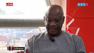 THE DIALOGUE WITH MR THOMAS KUSI BOAFO, CEO. PUBLIC SECTOR REFORM (5-12-2019)